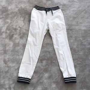 Zanarobe white pants - M
